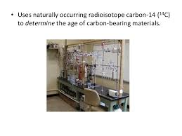Radiocarbon dating theoretical concepts  amp  practical applications SlideShare             Uses naturally occurring radioisotope carbon