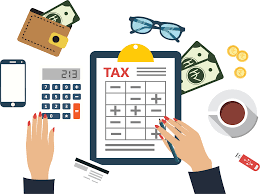 Download Tax Clipart Tax Accountant - Tax And Accounting Png - Full Size PNG Image - PNGkit