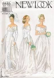 Wedding Dress Patterns To Sew Classy 48 Best Wedding Dress Patterns Images On Pinterest Alon Livne