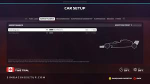 f1 2019 canadian track setup guide