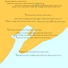 Tide Chart Hilton Head Island Calibogue Cay Broad Creek Hilton Head Island South
