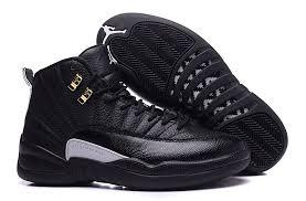 jordan shoes retro 12. 2016 air jordan 12 the master black/rattan-white-metallic gold shoes retro 2