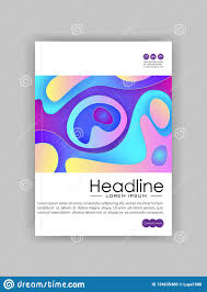 Book Cover Design Software Download Book Cover Design Template In A4 With Minimalist Design