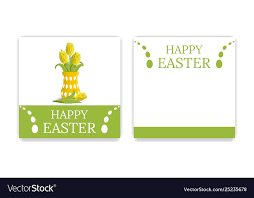 Easter Party Invitations And Greeting Cards