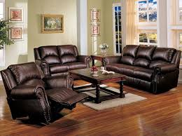 ... Leather Sofa Living Room Ideas Dark Brown Sofa Inspiring With Photos Of  Interior New On Gallery ...
