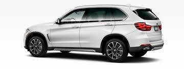 2018 bmw x5 xdrive50i front mineral white metallic rear exterior