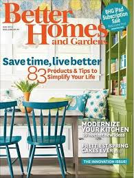 better home and garden magazine. Better Homes And Gardens Magazine, May 2014: The Innovation Issue Home Garden Magazine