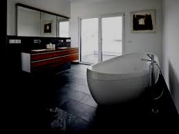 Badezimmer Anthrazit Braun