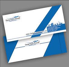 Envelope Design Service Envelope Designing Services Amral