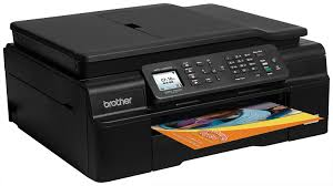 Brother Mfc J450dw Wireless 4 In 1 Colour Inkjet Printer Amazon