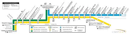 Nj Transit Light Rail Fare Nj Transit To Open 2 New Light Rail Stations Skyscrapercity