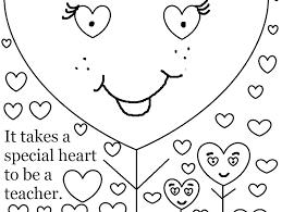 Coloring Pages For Teachers Appreciation Coloring Teacher S Teacher