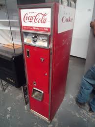 Vintage Coca Cola Vending Machines Mesmerizing ANTIQUE CAVALIER C48E VINTAGE 48 COCACOLA VENDING SODA POP COKE