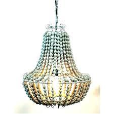 glass bead chandelier wood bead chandelier pottery barn wooden bead chandelier pottery barn wood white wondrous
