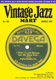 Vintage Jazz Mart Issue 183 by Vintage Jazz Mart - issuu