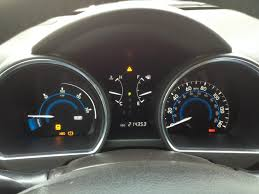 Turn Off Maintenance Light Toyota Highlander 2007 Vsc Trac Off Brake Abs Lights All On Toyota Nation Forum