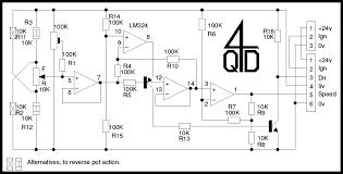 joystick circuit diagram joystick auto wiring diagram schematic 4qd tec joystick interface circuits on joystick circuit diagram