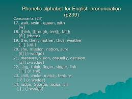 The nato phonetic alphabet is a way of using words to replace letters. Phonetics Class 1 Chapter The Phonetic Alphabet There Are 26 English Letters In English How Many Sounds Are There Nearly 40 Sounds Consonants Ppt Download