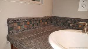 Kitchen Backsplash Installation Cost Inspiration 48 Tile Edge Trim Options Besides Bullnose Tile DIYTileGuy
