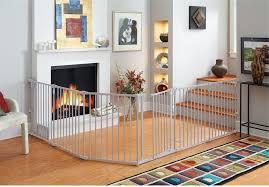 indoor dog fence diy design