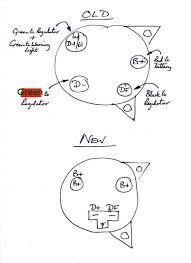 tractor alternator wiring diagram wiring diagram alternator wiring diagrams and information brianesser