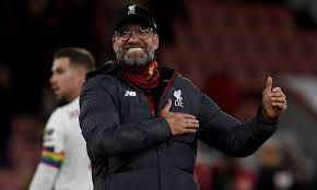 Liverpool manager jurgen klopp has urged his players not to view the defeat to manchester city as liverpool's players trained on monday but have been given tuesday off and klopp will send them. Jurgen Klopp Exclusive My Message Is Winning The Premier League Is For You Liverpool Fc