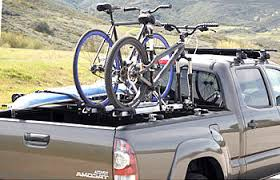 Truck Bed Cross Bar Rack - for standard truck rails - Inno Racks ...