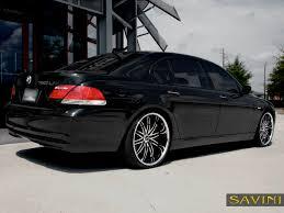 Sport Series 2004 bmw 745li : 7-Series - Savini Wheels