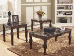 coffee tables end table sets round coffee with storage ashley intended for 2018 coffee table