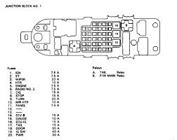 fuse diagram diagram sc400 fuse box junction 1 club lexus forums