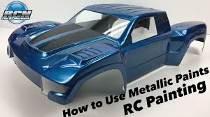 Pactra Paint Chart How To Paint Your Rc Body With Metallic Paints Pactra Paint Series Ep2