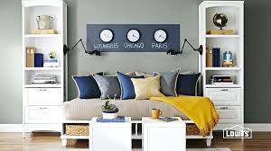 Home Office Bedroom Combination Interior