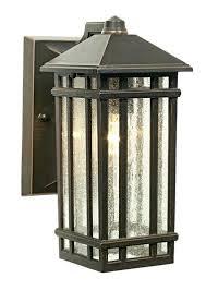 craftsman outdoor lighting brushed nickel magnificent lighting craftsman outdoor lighting fixtures sears outdoor lighting