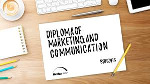 bsb diploma of marketing and communication bridge business  marketing diploma