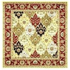 8x8 square rug square area rugs 8 square rug multi red 8 ft x 8 ft 8x8 square rug indoor outdoor
