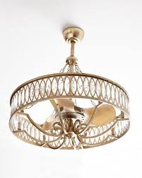 crystal 8 light pendant with fan