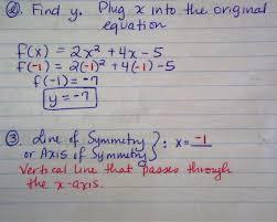 charming how to graph quadratic equa