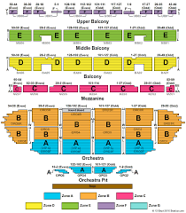 Saint Louis Seating Chart Fabulous Fox Theatre Mo Seating Chart