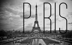 paris wallpaper black and white wallpapersafari
