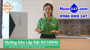 Kangaroo Hydrogen #KG100HU - Hướng dẫn lắp đặt Máy lọc nước nhỏ - giá rẻ lọc  phèn mặn Uống trực tiếp - YouTube