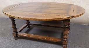 titchmarsh goodwin english oak drop leaf coffee table 1 of 10