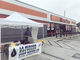 Can You Rent A Timing Light From Autozone City Of La Mirada Free Used Oil Filter Exchange Event