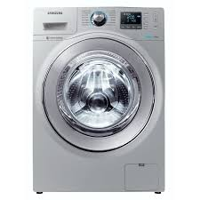 Cleaning Front Load Washing Machine Samsung 9kg Silver Front Load Washing Machine Dionwired