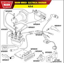 warn a2000 winch wiring diagram wirdig atv products winches warn warn mini