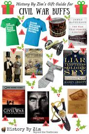 gift guide for the civil war buff on your list