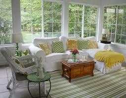 comfortable sunroom furniture. sunroom decor ideas furniture ikea coastal comfortable big white sofa plus pillow chevron and floral pattern e