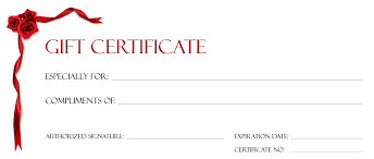 Microsoft Gift Certificate Template Gift Certificate Template Free Microsoft Office Archives 1