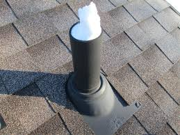 plumbing roof vent. This Sewer Vent Is Blocked With Ice. (Photo Courtesy Of Structure Tech Home Inspections Plumbing Roof T