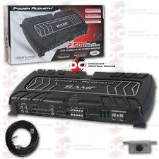 pioneer 5 channel amplifier. power acoustik bamf5.2500 car audio 5-channel amp amplifier 2500w peak bamf pioneer 5 channel amplifier
