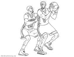 lebron james coloring pages free coloring pages vs printable for kids and s free lebron james